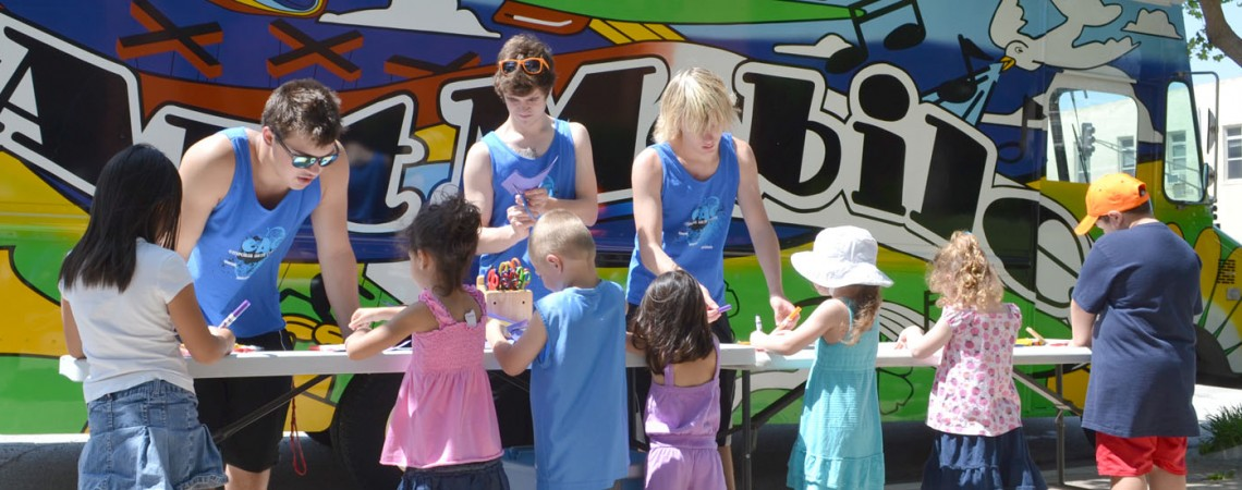 ArtMobile Outreach